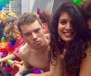 serie, tina desai, and brian j. smith image