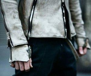boy, clothes, and dark image