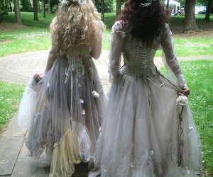dress, fairy, and inspiration image