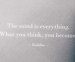 everything, mind, and quote image