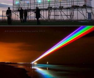 beautiful and rainbow image