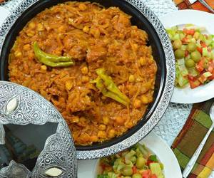 africa, food, and Libya image