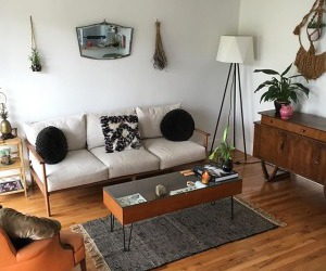 apartment, decorating, and dorm room image