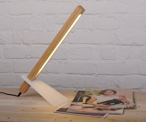 etsy, led lamp, and bed lamp image