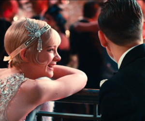 the great gatsby, film, and movie image