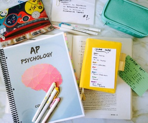 motivation, notebook, and school image