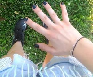 amazing, nails, and nike image