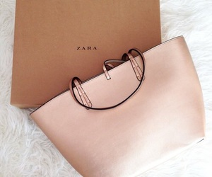 Zara, bag, and fashion image