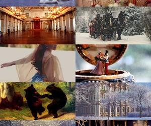 Anastasia romanov, love, and winter image