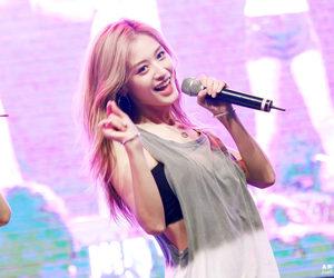 beautiful girl, swag, and jaekyung image