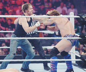 raw, wrestling, and deanambrose image