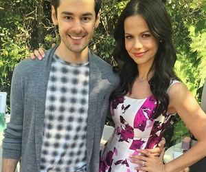 pll, jenna, and lucas image