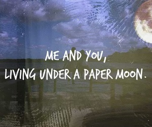 all time low, moon, and quote image