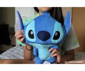 stitch, tumblr, and cute image