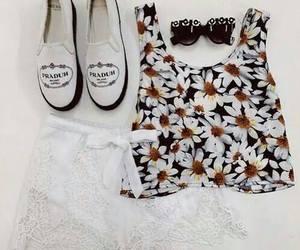 blouse, sunglasses, and fashion image