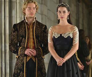 reign, frary, and mary image