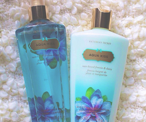 Victoria's Secret, blue, and girly image