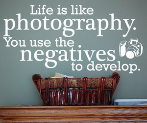 quotes, life, and photography image