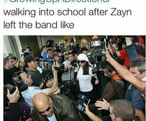 zayn malik, one direction, and funny image