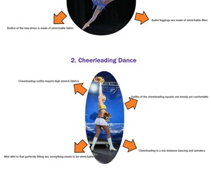 costumes, dance wear, and dance clothes image