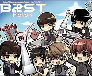 b2st, beast, and kpop image