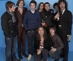 arctic monkeys and the strokes image