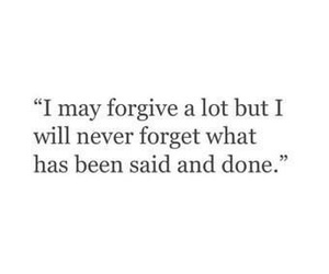 forgive, quote, and love image