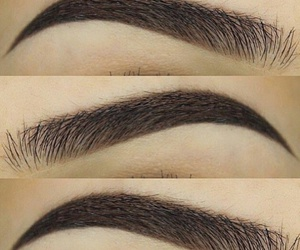 eyebrows and goals image