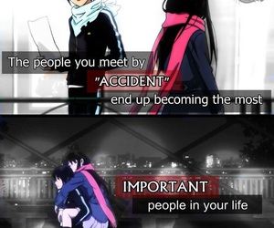 yato, anime, and hiyori image