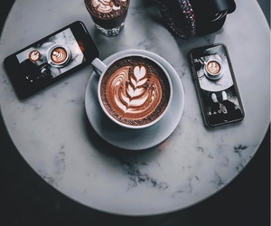 coffee, photography, and camera image