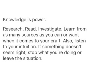 education, knowledge, and learn image