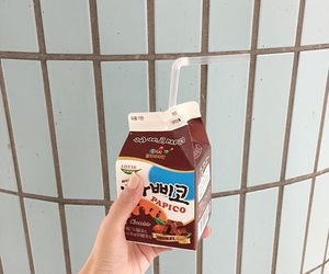 aesthetic, korea, and milk image