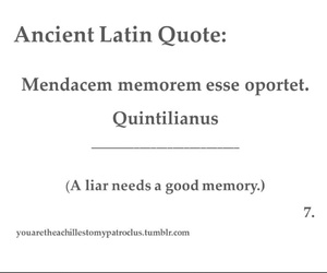 latin, quote, and latin quote image