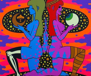 psychedelic, art, and illustration image