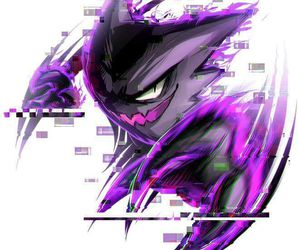 pokemon, haunter, and ghost image