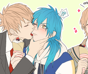 anime, bl, and aoba image