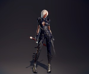 character creation, female character, and vindictus image
