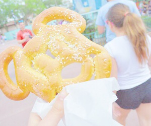 dessert, disney, and disney land image