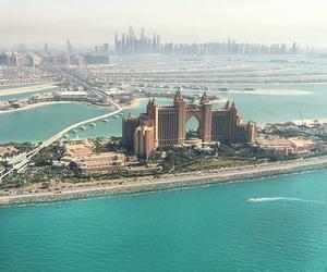 atlantis, Dubai, and palm jumeirah image