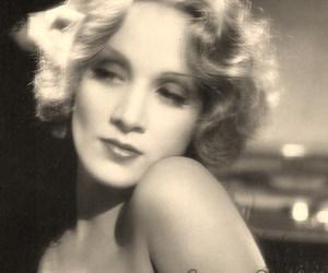 Marlene Dietrich image