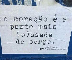 ousadia, amor, and coraçao image