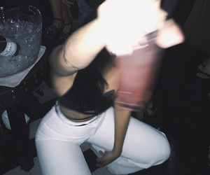 drunk, twerk, and girls image