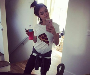 lucy hale, pretty little liars, and girls image