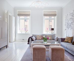 white, luxury, and house image
