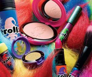 trolls, beauty, and colors image