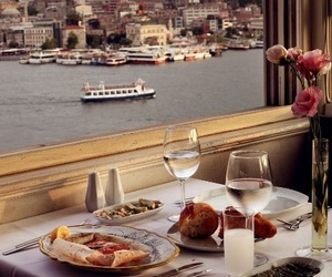 istanbul, life, and sea image