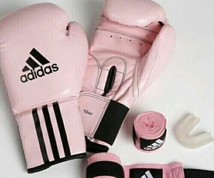 pink, adidas, and sport image