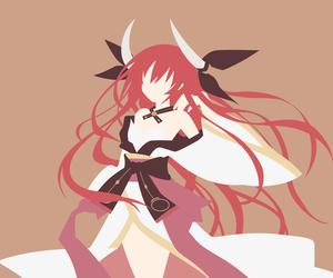 anime, date a live, and kotori itsuka image