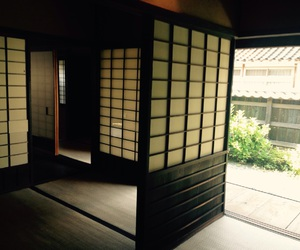 house, japan, and traditional house image