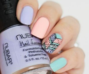 nails, style, and vernis ‎ image